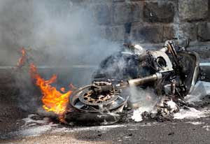 motorcycle crash lawyer NJ