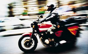 motorcycle accident causes